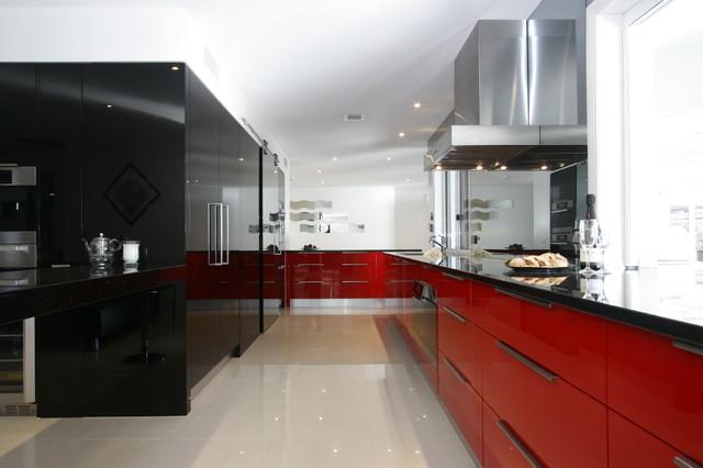 Kitchen Modern Kitchen Brisbane By Enigma Interiors