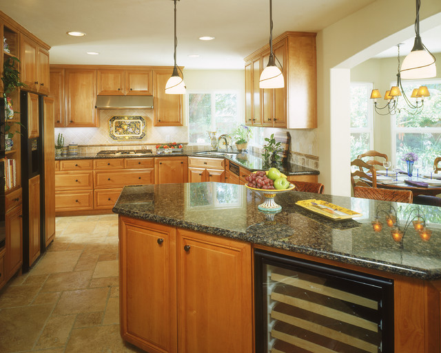 Kitchen examples traditional-kitchen