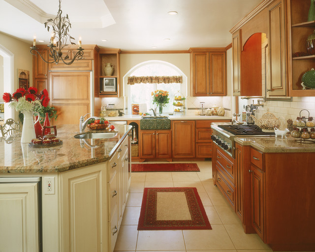 Kitchen examples for What is traditional kitchen