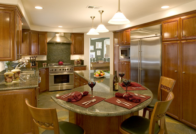 Kitchen Examples Traditional Kitchen San Diego By