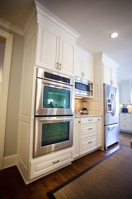 Kitchen expansion and remodel traditional-kitchen