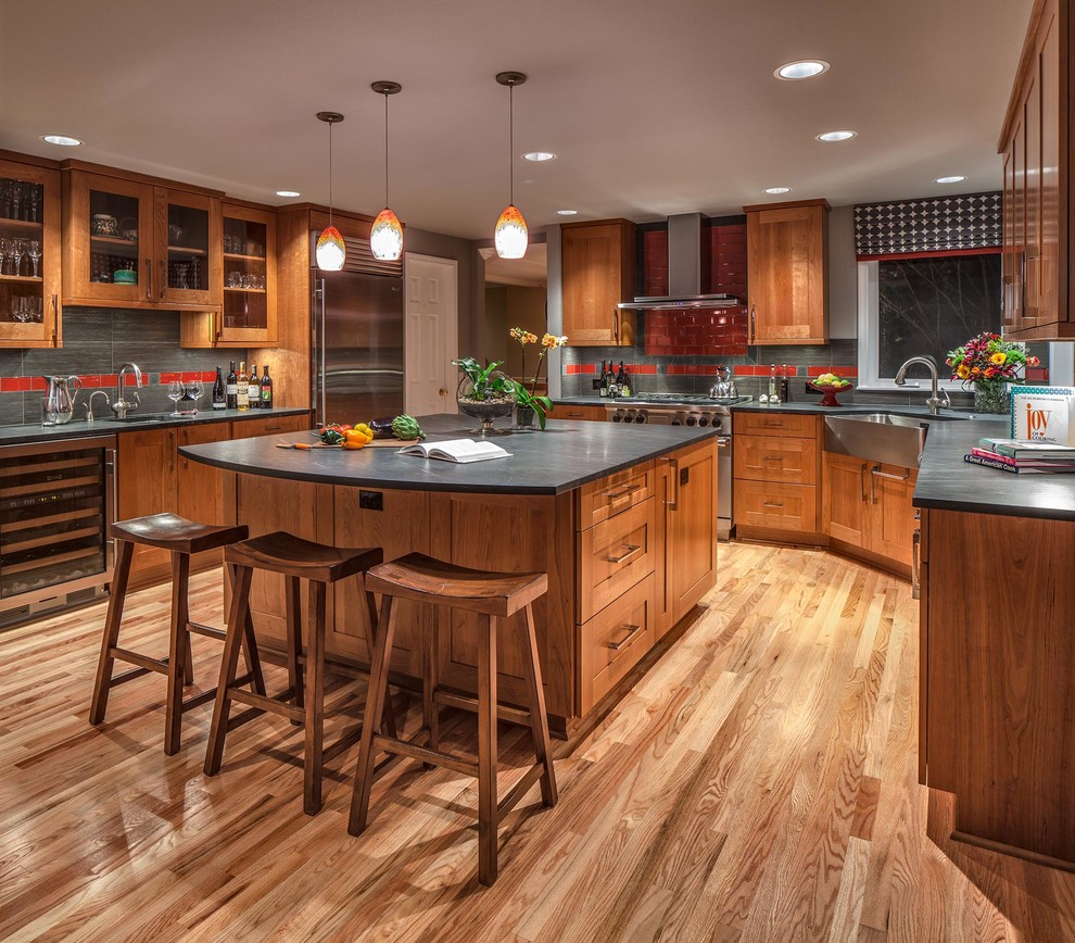 How to Create a More Efficient Floor Plan in Your Kitchen