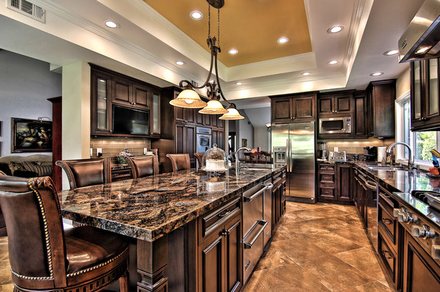 Kitchen Expansion - Traditional traditional-kitchen