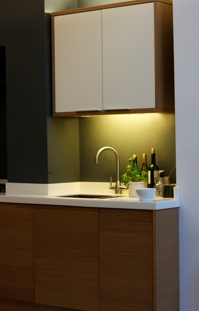Kitchen Extension, Bathroom Refit & Internal Remodelling modern-kitchen
