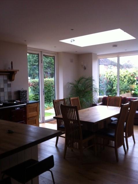 Kitchen Extension Dublin