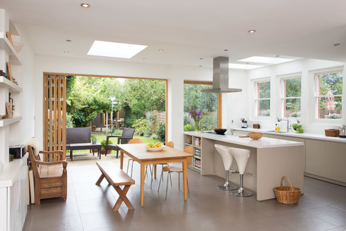 Ways to Open Up a Kitchen Extension