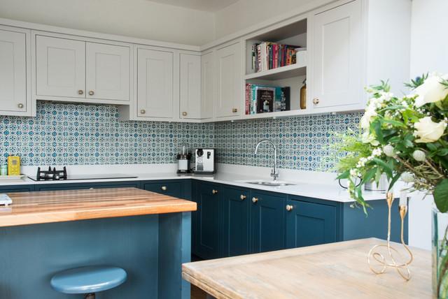 kitchen extension  traditional  kitchen  edinburgh