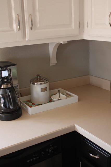 Kitchen Facelift eclectic-kitchen