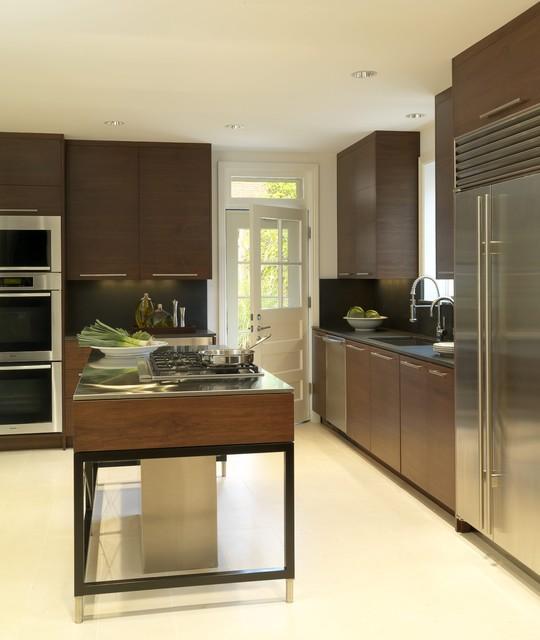 Kitchen/Family Room renovation contemporary-kitchen