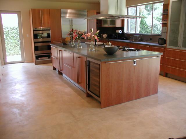 Kitchen finishes contemporary-kitchen
