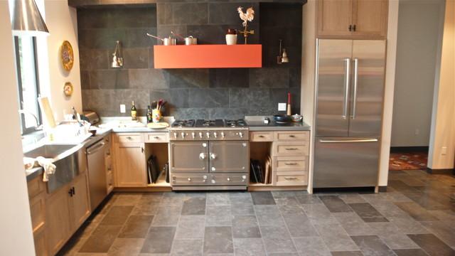 Kitchen Floor And Backsplash Master Bathroom
