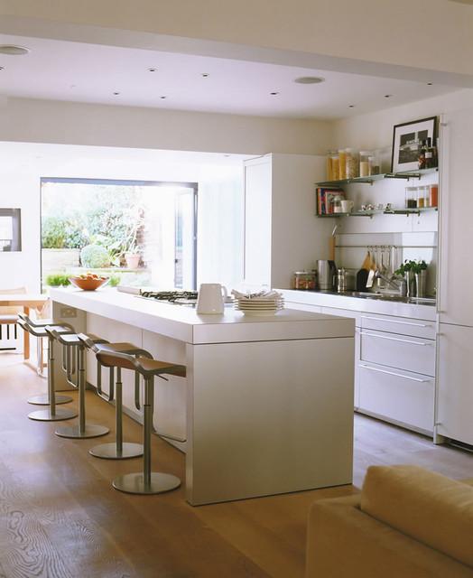Contemporary Kitchen Floors