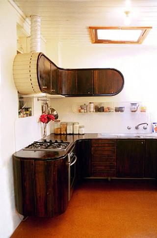 Kitchen for Balmain house contemporary-kitchen