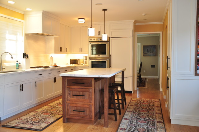 Kitchen for clients who love to cook! contemporary-kitchen