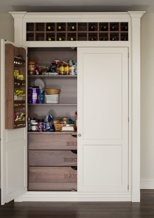 With These Kitchen Storage Ideas, Youu0027ll Not Only Cut Down On Kitchen  Clutter, But Youu0027ll Be Able To Discover New Ways To Utilize Parts Of Your  Kitchen That ...