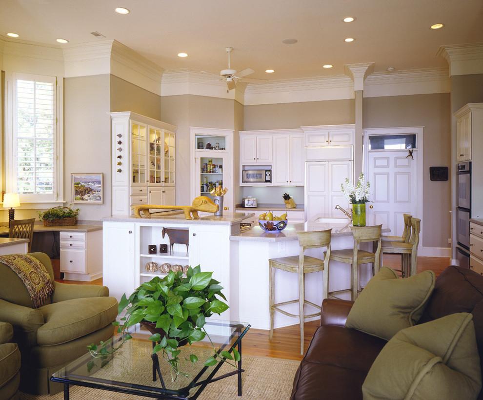 kitchen - Traditional - Kitchen - Atlanta - by Frederick ...