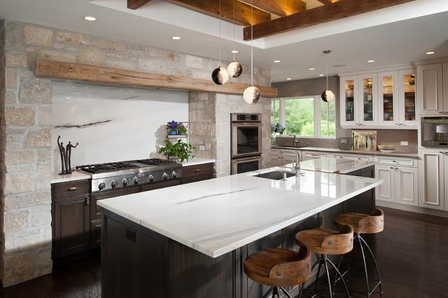 Kitchen Contemporary Kitchen Chicago By Fredman Design Group
