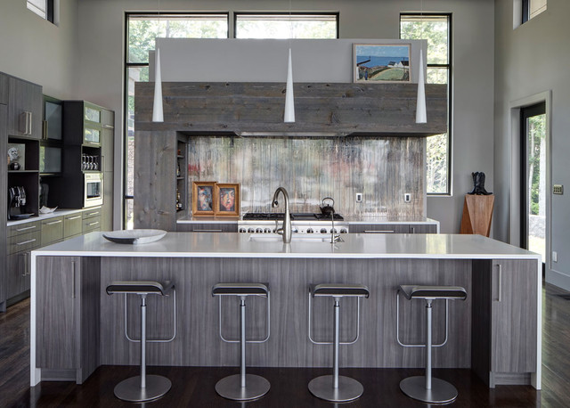 Kitchen Contemporary Kitchen Indianapolis By Fredman Design Group