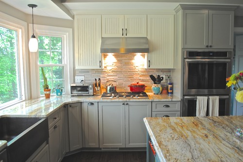 Love the kitchen-What is the Kemper cabinets color-is it ...