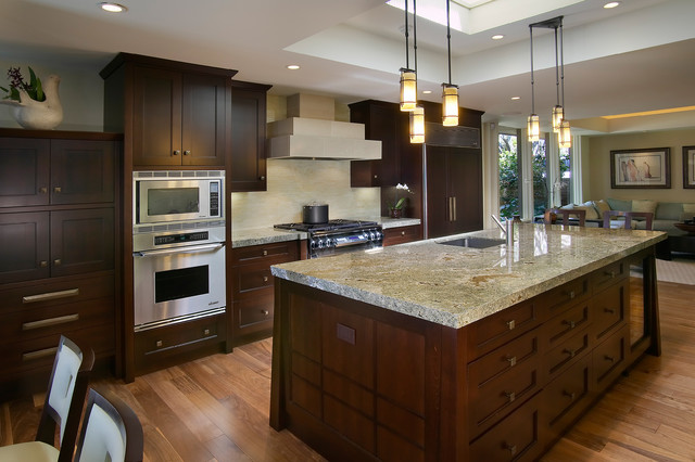 contemporary kitchen by GDC Construction