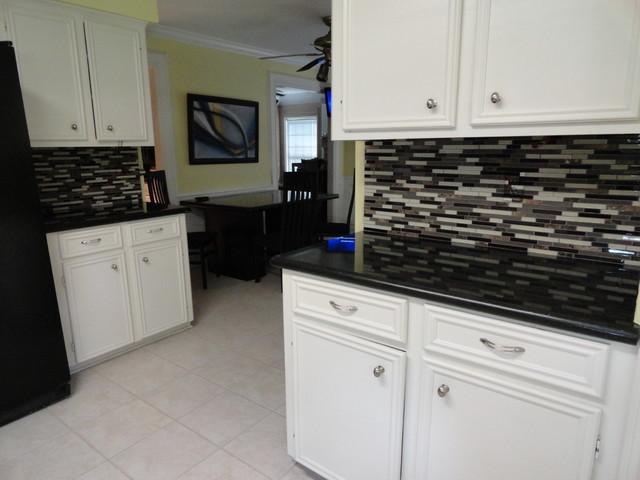 Kitchen Gl Mosaic Tile Floor