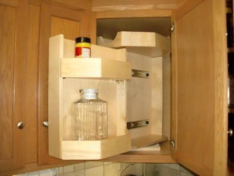 Kitchen GlideOuts kitchen