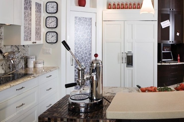 Kitchen: Gourmet Style eclectic-kitchen
