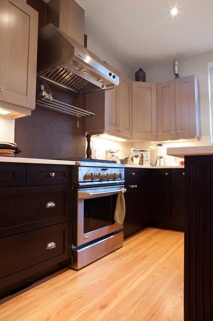Kitchen Arts Crafts Kitchen Edmonton By Habitat Studio