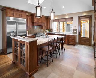 Kitchen Traditional Kitchen Edmonton By Habitat Studio
