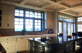 Kitchen - Contemporary - Kitchen - Edmonton - by Habitat ...