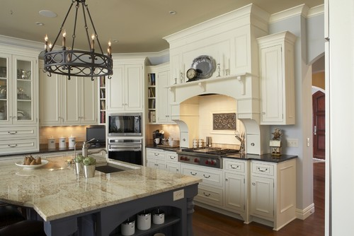 Inspiring Warm White Kitchen Cabinets With Photo Of Ideas On Design