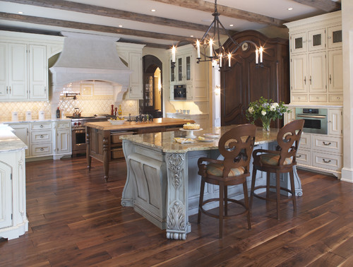 Kitchen And Bath Magazine hello- i saw one of your kitchens in the most recent edition of