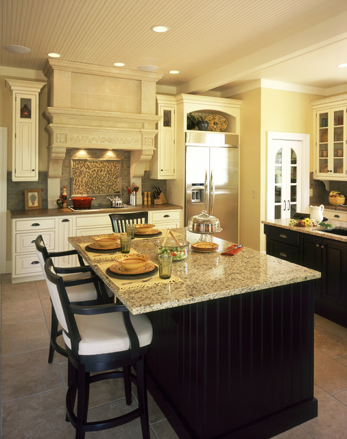 Kitchen Traditional Kitchen Other Metro By Hermitage Kitchen Design Gallery