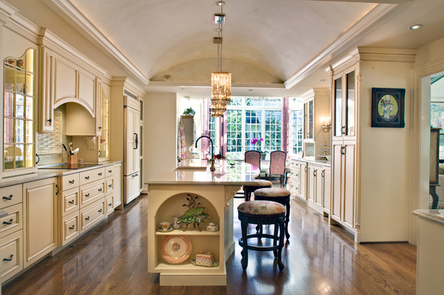 Traditional Kitchen Design Gallery kitchen - traditional - kitchen - nashville -hermitage kitchen