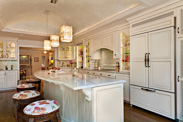 Kitchen traditional kitchen other metro by for Kitchen designs photo gallery