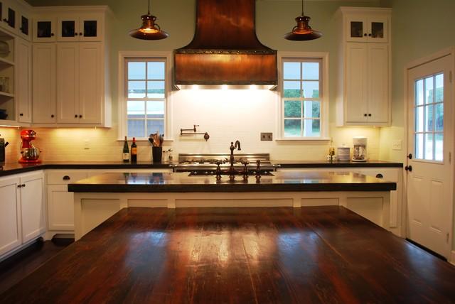 Kitchen-historic home traditional-kitchen