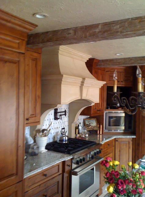 Kitchen Hoods rustic-kitchen