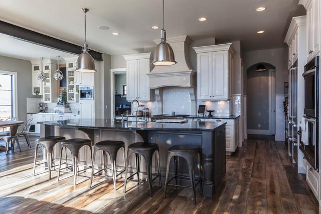 Kitchen Hoods transitional-kitchen