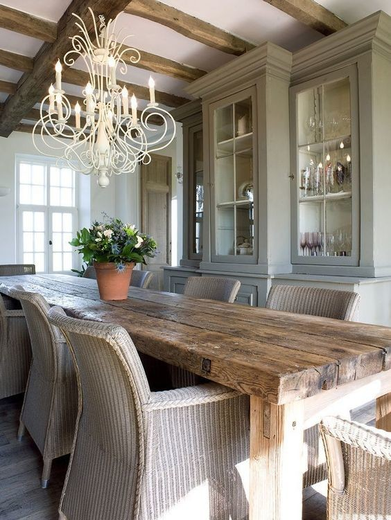 75 Beautiful Rustic Dining Room Pictures Ideas January 2021 Houzz