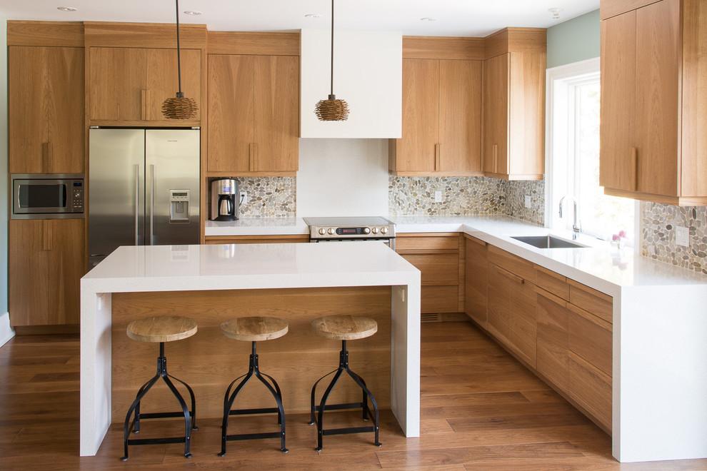 Kitchen Ideas - Transitional - Kitchen - Burlington - by ...