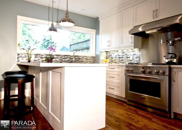 Kitchen II modern-kitchen