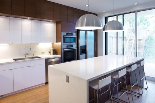 Renovating a sydney house the kitchen benchtop for Kitchen unit designs pictures