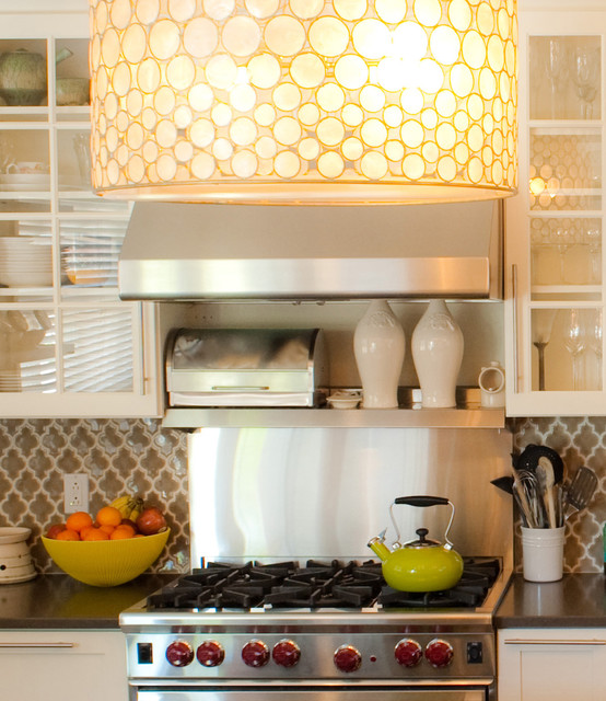Kitchen Shelf Above Cooker: Kitchen Tip: Extra Storage Above The Stove