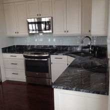 Kitchen in Arabian Nights Granite