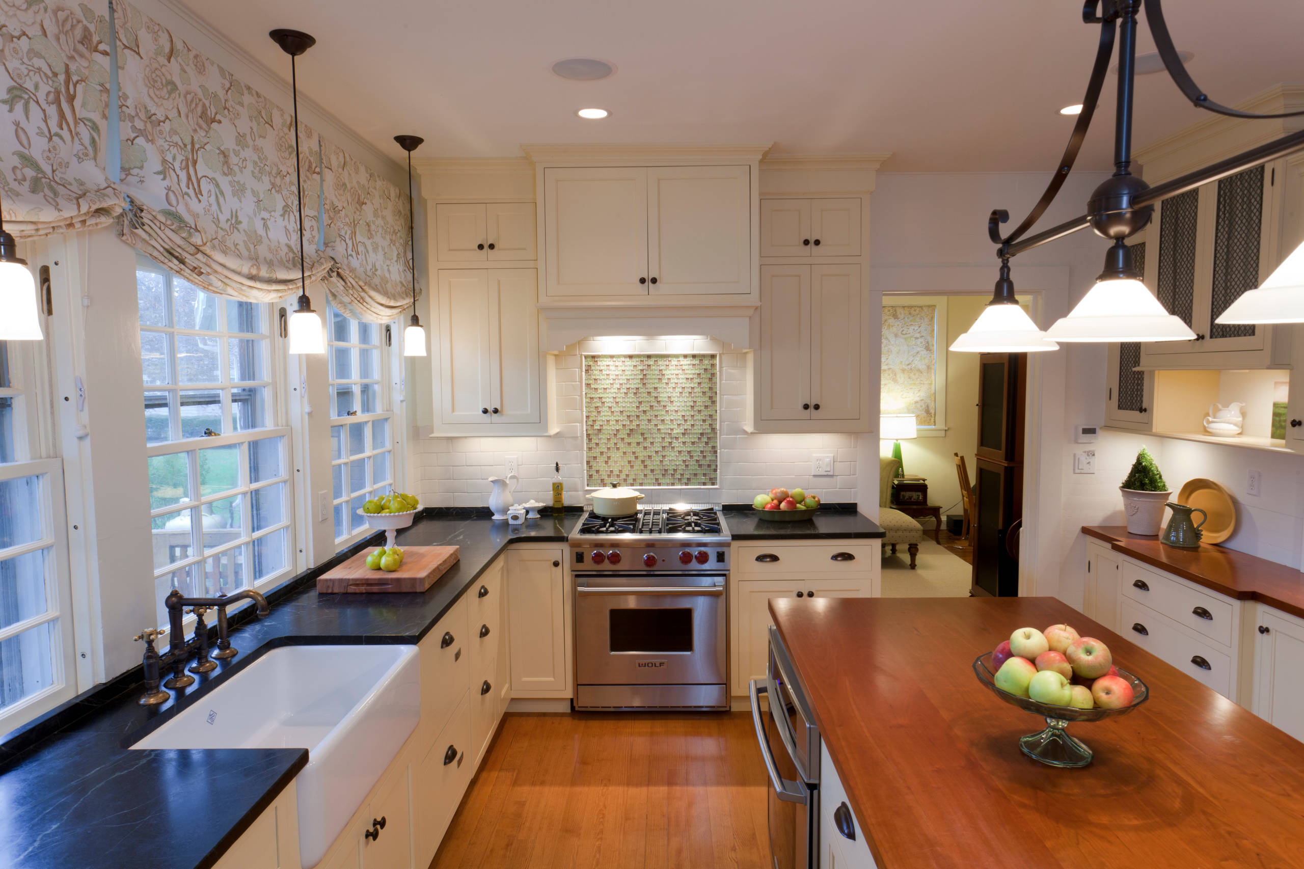 Kitchen in Historic Home