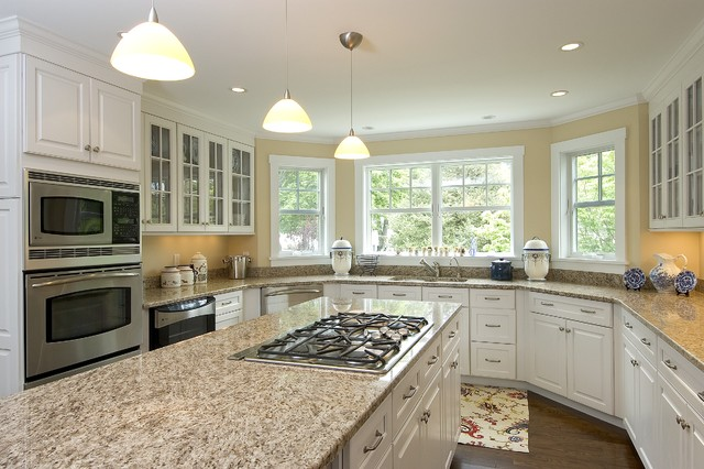 Kitchen In Marion MA Traditional Kitchen Boston By Kitchen Views At