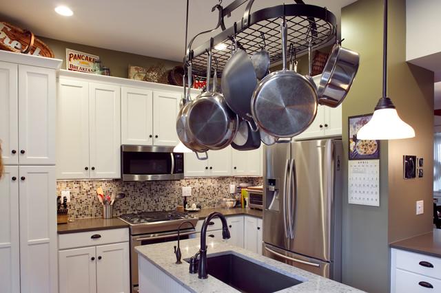 kitchen in McPherson traditional-kitchen