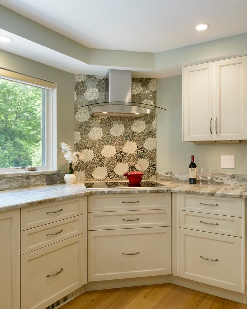 Kitchen in Nashua, NH - Transitional - Kitchen - Boston ...