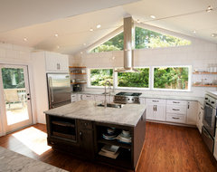 Kitchen in Sandy Springs eclectic-kitchen