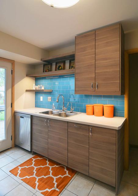 Kitchen innovations midcentury kitchen minneapolis for Kitchen innovations